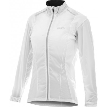 Craft Performance Rain Jacket women white