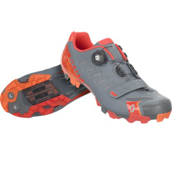 Shoe Mtb Team Boa mt gy/ne rd