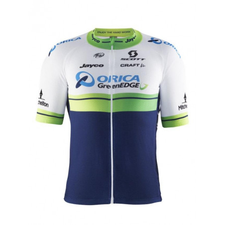 Craft OGE Replica SS jersey M white