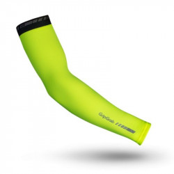 GripGrab Arm Warmers Hi-Vis