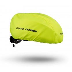 GripGrab Helmet Cover Hi-Vis, gul, onesize