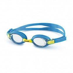 Head Goggle Meteor blue/yellow