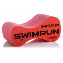 Swimrun pull buoy red