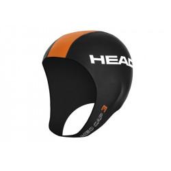 Neo swim cap 3 mm orange