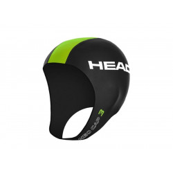 Head Neo swim cap 3 mm lime