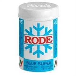 Rode burk Blå Super -1°/-3° 45gr