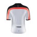 Craft Velo Jersey White/Orange Herr