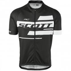 Shirt RC Team 20 s/sl Black/dk grey