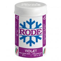 RODE BURK P40 Viola -2/-4 °C