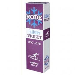 RODE KLISTER Violet K30 -3°/+1°