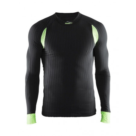 Craft Active Extreme 2.0 Shirt LS Black/Shout