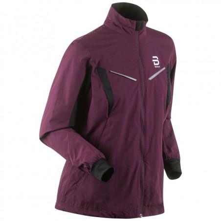 Daehlie Multitrack Wmn Jacket Potent Purple